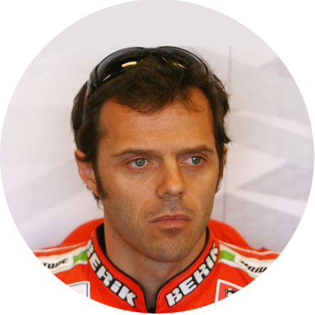 Loris Capirossi - <span>Dorna Manager, 3 times World Motorcycling Champion</span>