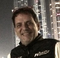 Denis Cappellini - <span>Abu Dhabi Team Technician and Guido's cousin</span>