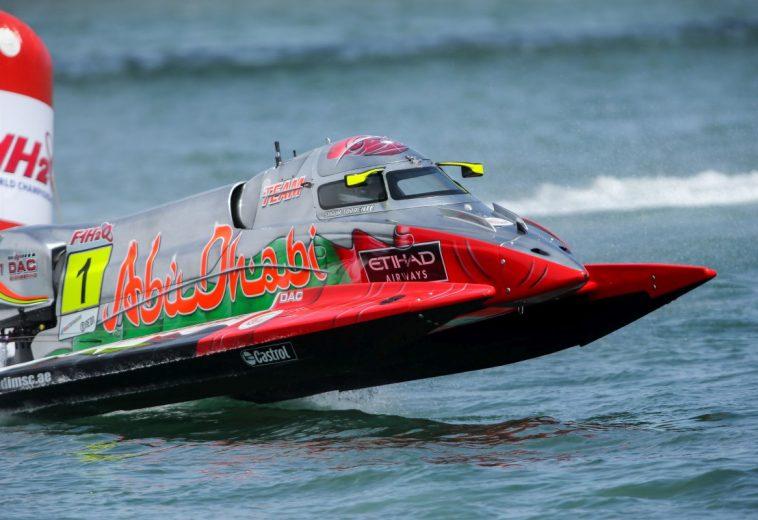 UIM F1H2O World Championship - Grand Prix of Portugal - Portimao - May 17-19, 2019Photo:Simon Palfrader© Editorial use only