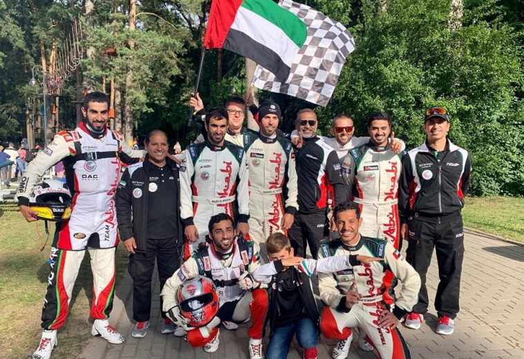 UIM ENDURANCE CIRCUIT: ABU DHABI TEAM IS WORLD CHAMPION 2019!